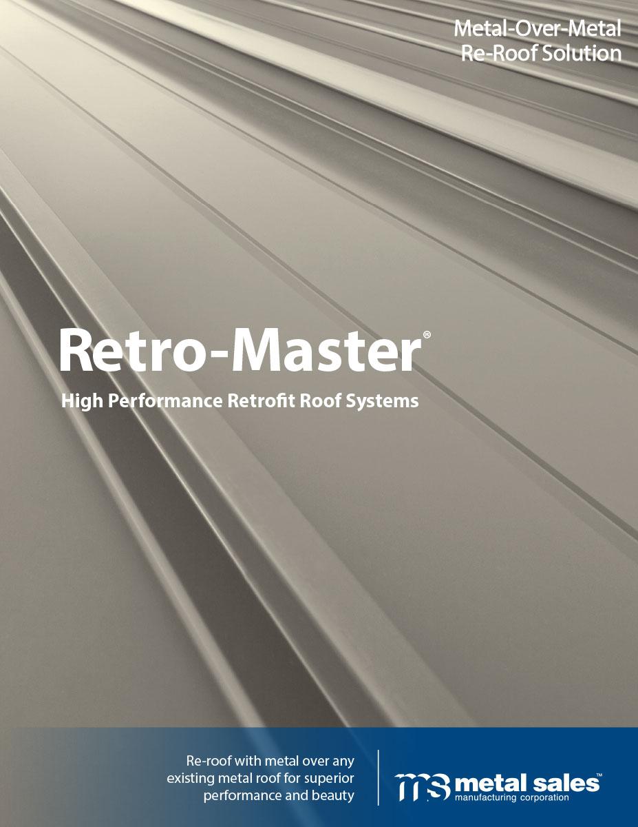 Retro Master Metal Sales