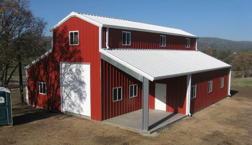 UOCC American Barn in CA